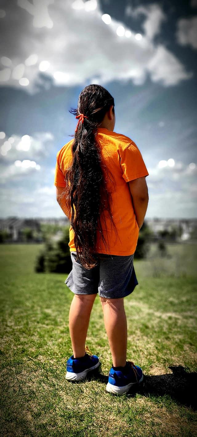 Adam- Orange